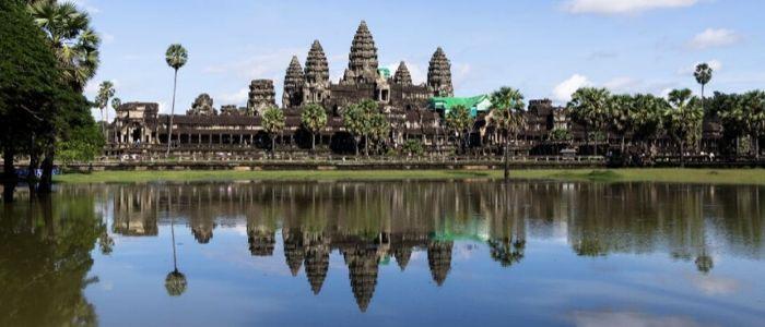 Qué visitar en Angkor