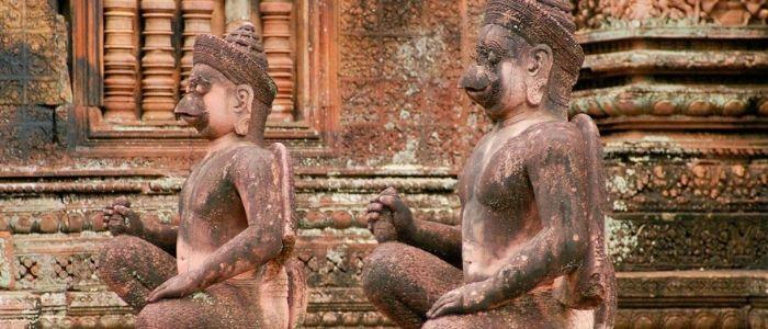 Información práctica para el viajero en Camboya