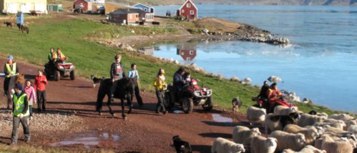 pueblo Groenlandia