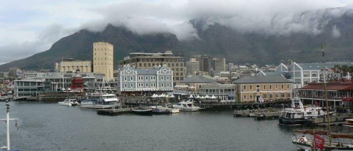 Ciudad del Cabo una de las ciudades más bellas de África