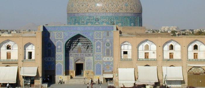 Iran un viaje aventura de distancia media