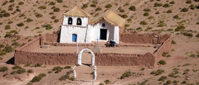 Recorrido por los andes de Argentina a Bolivia
