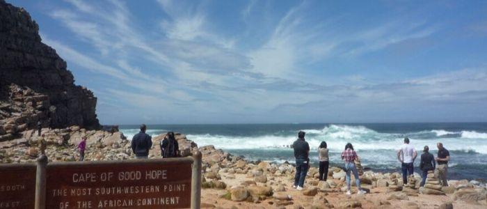 Cómo llegar al Cabo de Buena Esperanza