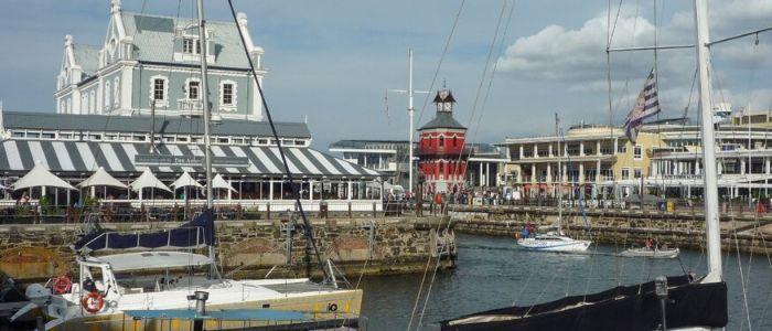 Puerto de Victoria and Alfred en Ciudad del Cabo