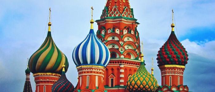 catedral en la plaza roja