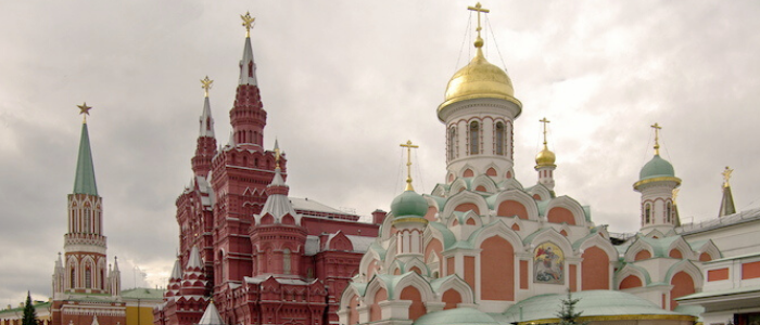 catedrales Moscu