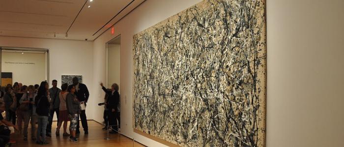 Ver a Pollock Moma
