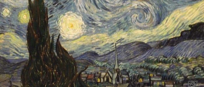 La noche estrellada Moma