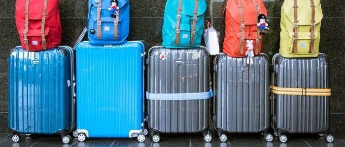 tamaño de equipaje de mano en aviones