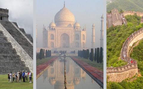 Visitas virtuales a tres destinos clásicos