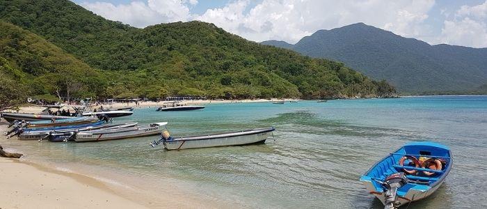 Parque de Tayrona playa y trekking
