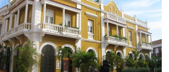 la arquitectura colonial en Cartagena de Indias incentivo para el turista