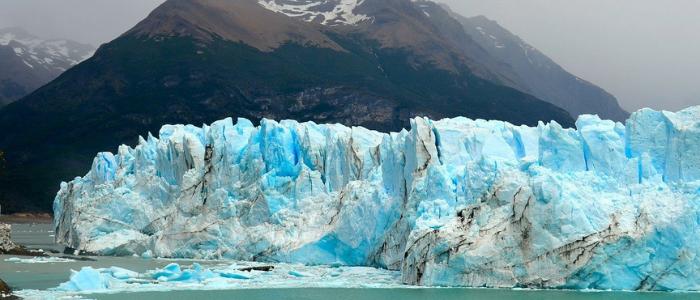 Dónde está Perito Moreno