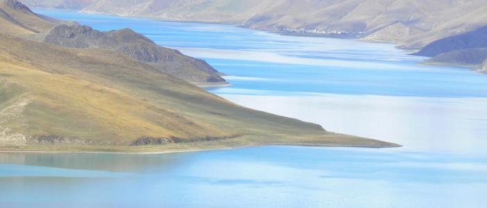 Lago sagrado Tibet