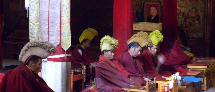 Escuela tibetana Gelugpa