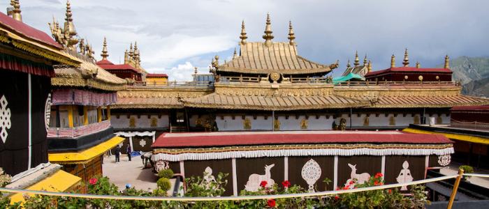 centro espiritual Tibet