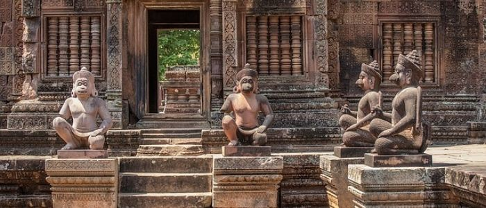 Los mejores tempos de Angkor