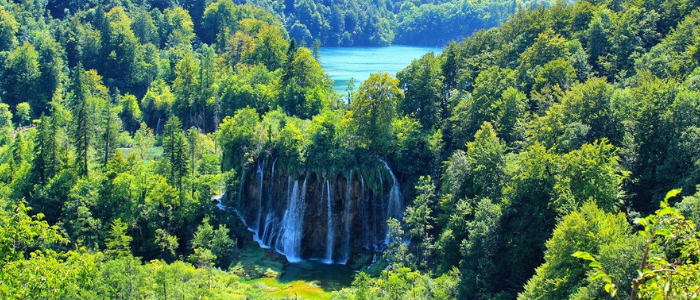 Parque Natural Plitvice Croacia