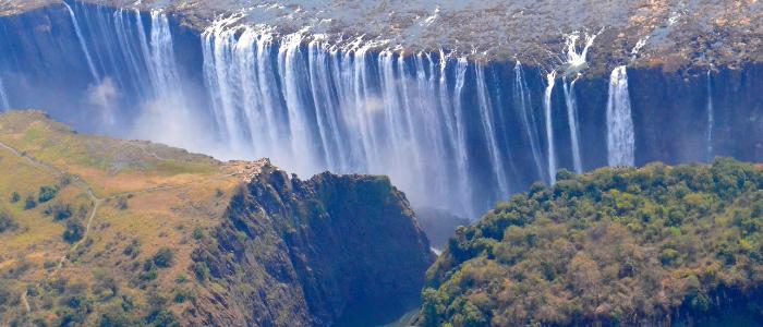 Cataratas Victoria Zambia